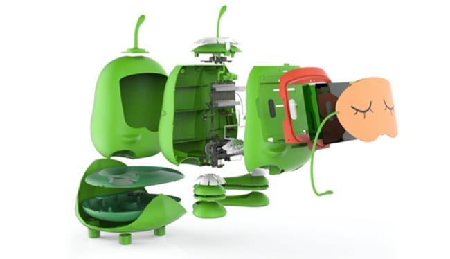 LKKER SCM Engineer Project Management Mechanical Design CNC Kids Toy Education Robot Robotics Artificial Intelligent PRODUCT DEVELOPMENT SUPPLYCHAINMANAGEMENT