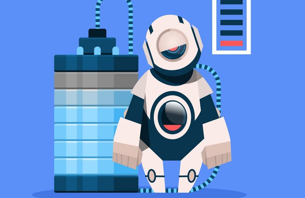 robot-with-low-battery-charging-isolated-on-blue-vector-20266273-min